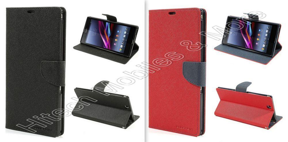 Mercury Wallet Case for Sony C6833 Xperia Z Ultra