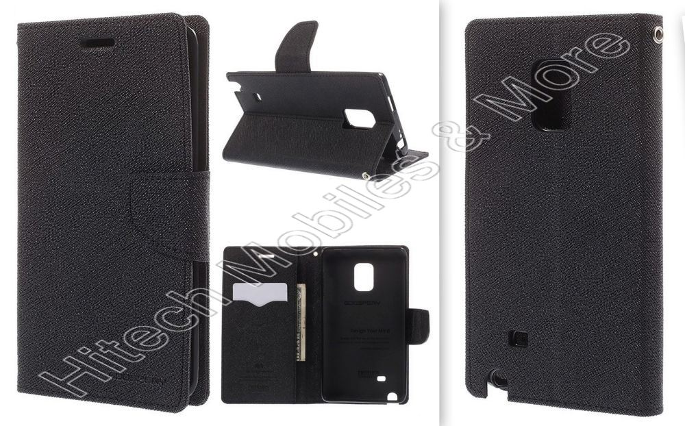 Mercury Wallet case for Samsung Galaxy Note 4 Edge N915