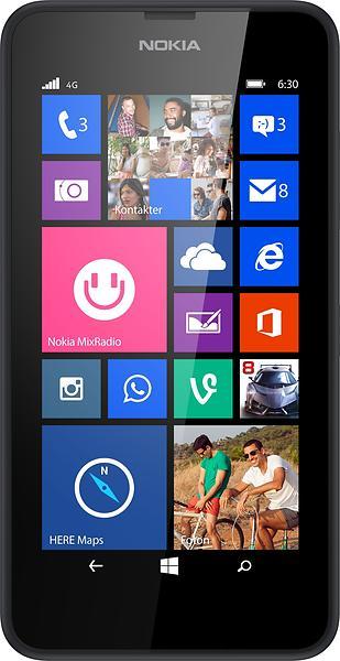 Nokia Lumia 635 Black NZ NEW Vodafone