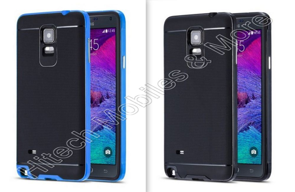PC Frame & TPU Hybrid Case for Samsung N910U