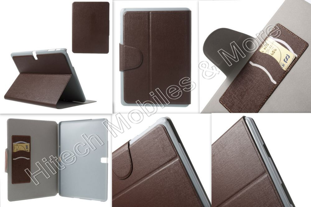 PU Leather Case Samsung TAB Pro 10.1 T520 T525
