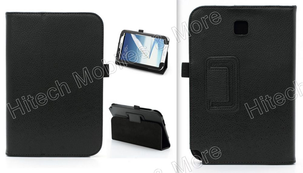 PU Leather Case Stand for Samsung N5100 N5110