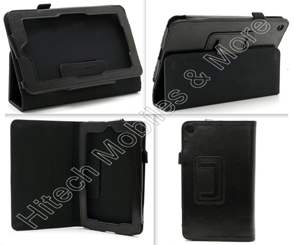 PU Leather Case for HP Slate 7 inch Tablet