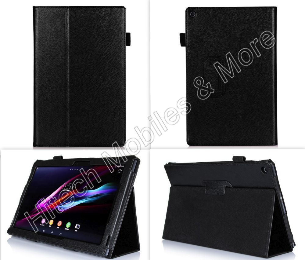 PU Leather Stand Case Sony Xperia Z2 Tablet 10.1