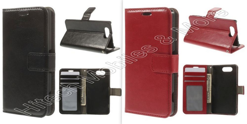 PU Leather Wallet  for Sony Xperia Z3 Compact D5833