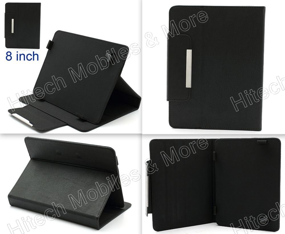 PU Universal Leather Case for 8 inch Tablet