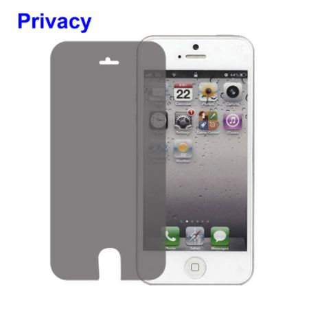Privacy Screen protector For Iphone 5 5S 5C