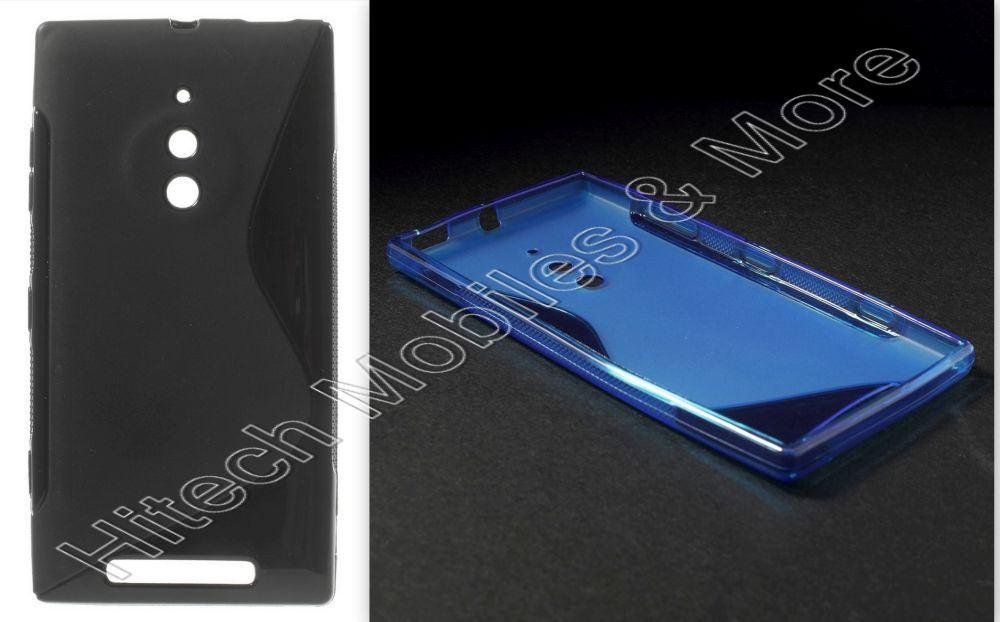 S-Curve TPU Case for Nokia Lumia 830