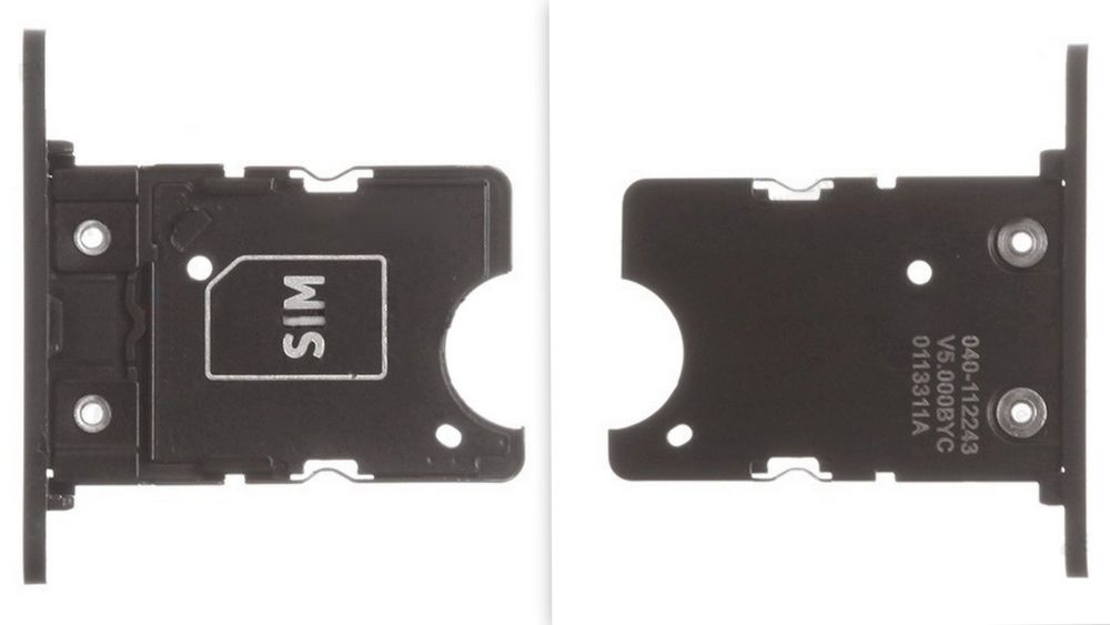SIM Card Tray Replacement for Nokia Lumia 1020