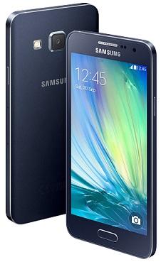 Samsung A300Y Galaxy A3 Black NZ NEW