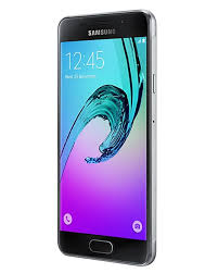 Samsung A310Y Galaxy A3 2016 Black Phone