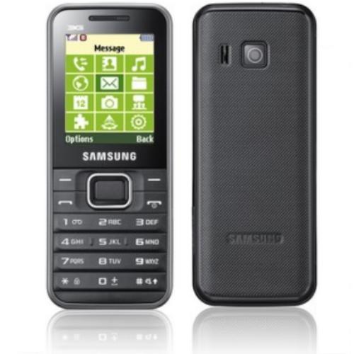 Samsung E3210 Black