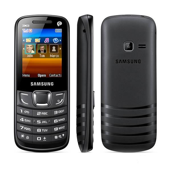 Samsung E3309 Black