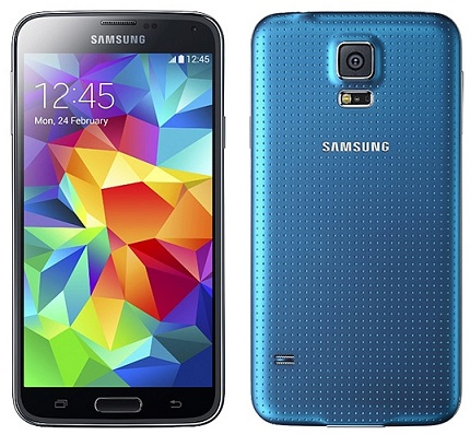 Samsung G900i Galaxy S5 16GB Blue