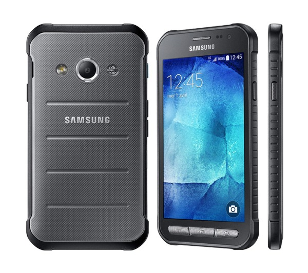 more photos 7e797 5f40e Samsung Galaxy Xcover 3 SM-G389F Dark Silver
