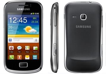 Samsung S6500 Galaxy mini 2 Grey NZ
