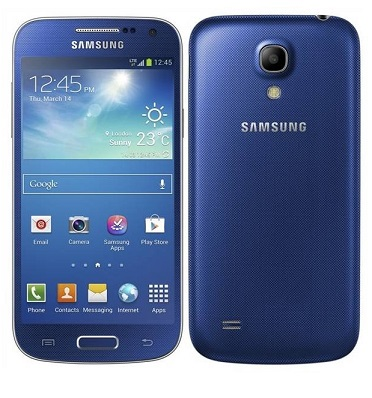 Samsung i9195 Galaxy S4 Mini 16GB Blue NZ New