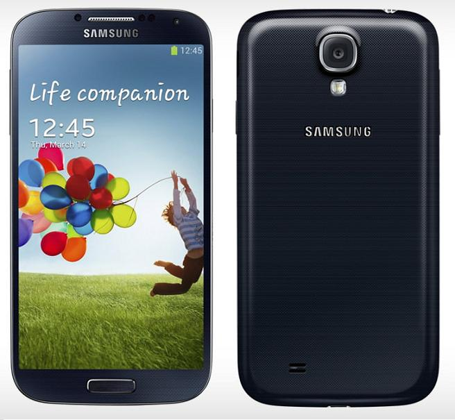 Samsung i9505 Galaxy S IV Black