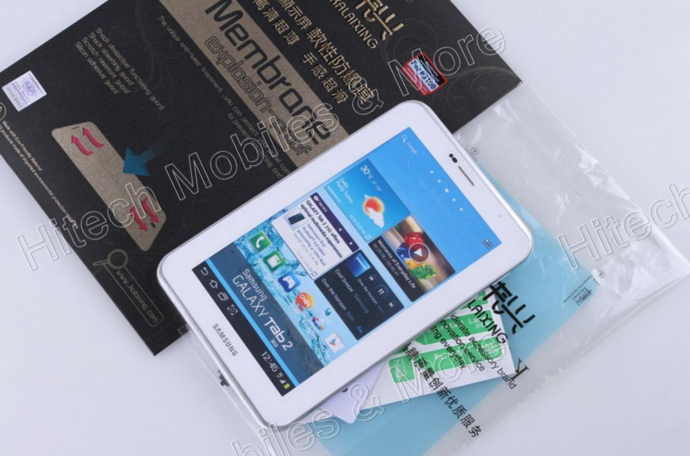 Shock-Proof Screen Guard for Samsung Tab 2 P3100
