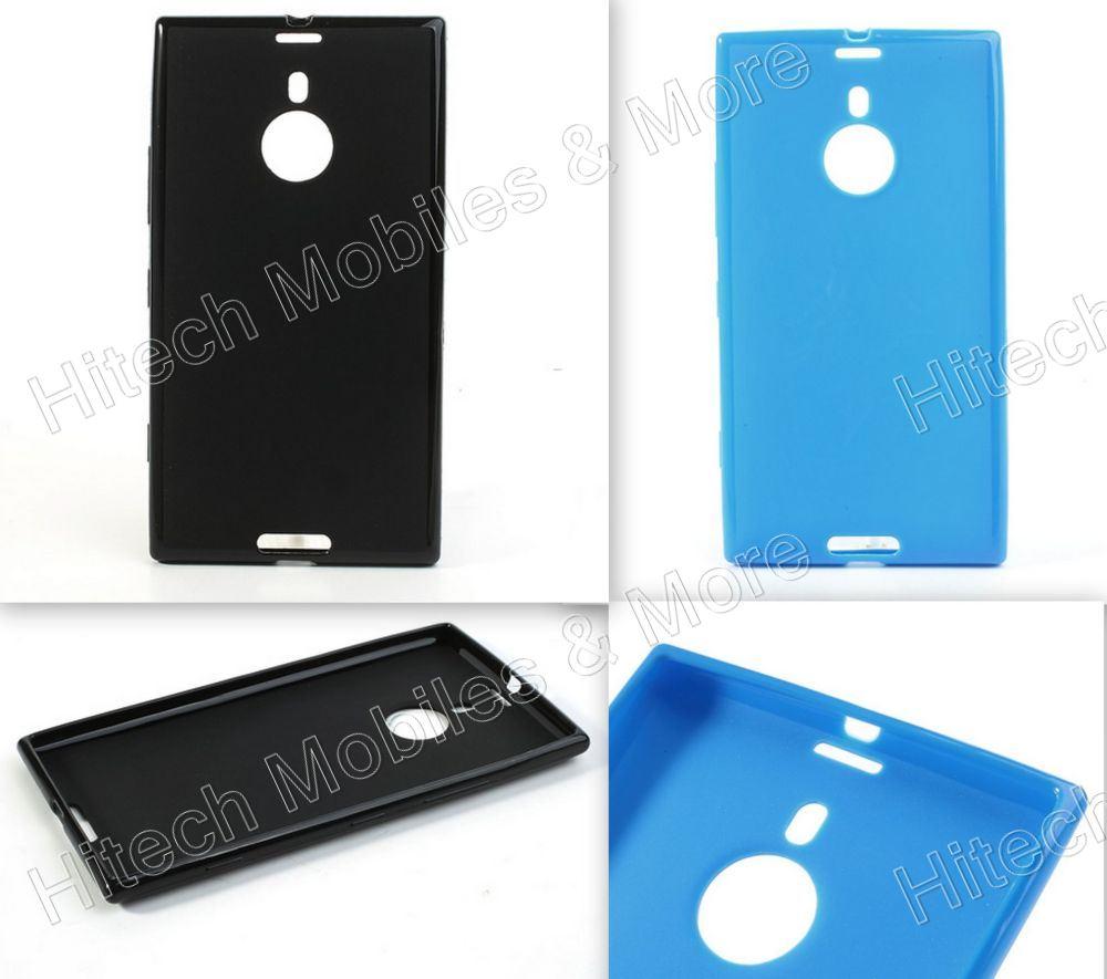 Soft TPU Back Case for Nokia Lumia 1520