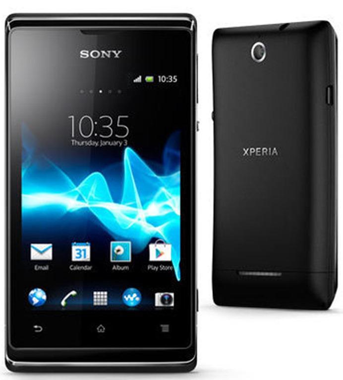 Sony C1505 Xperia E Black