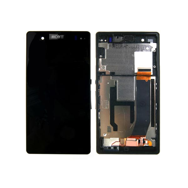 LCD + Touch + Frame For Sony C6603 Xperia Z