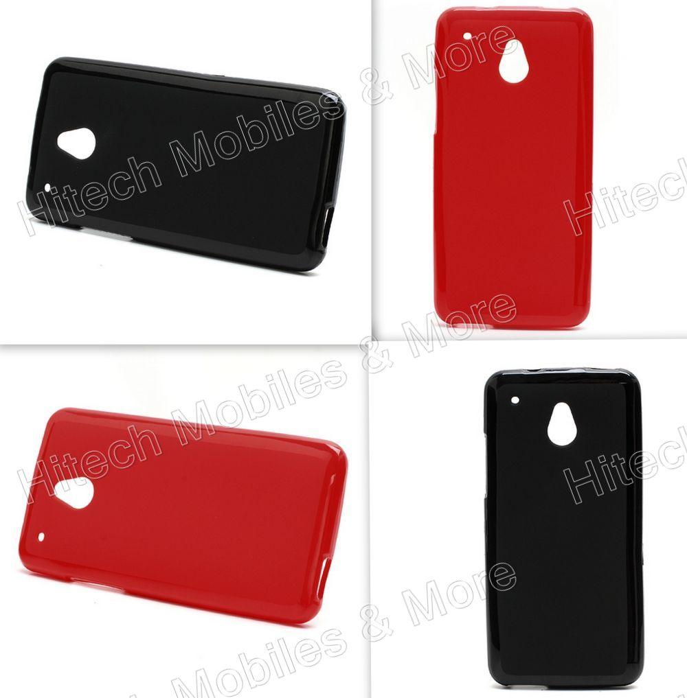 TPU Back Case for HTC One Mini M4