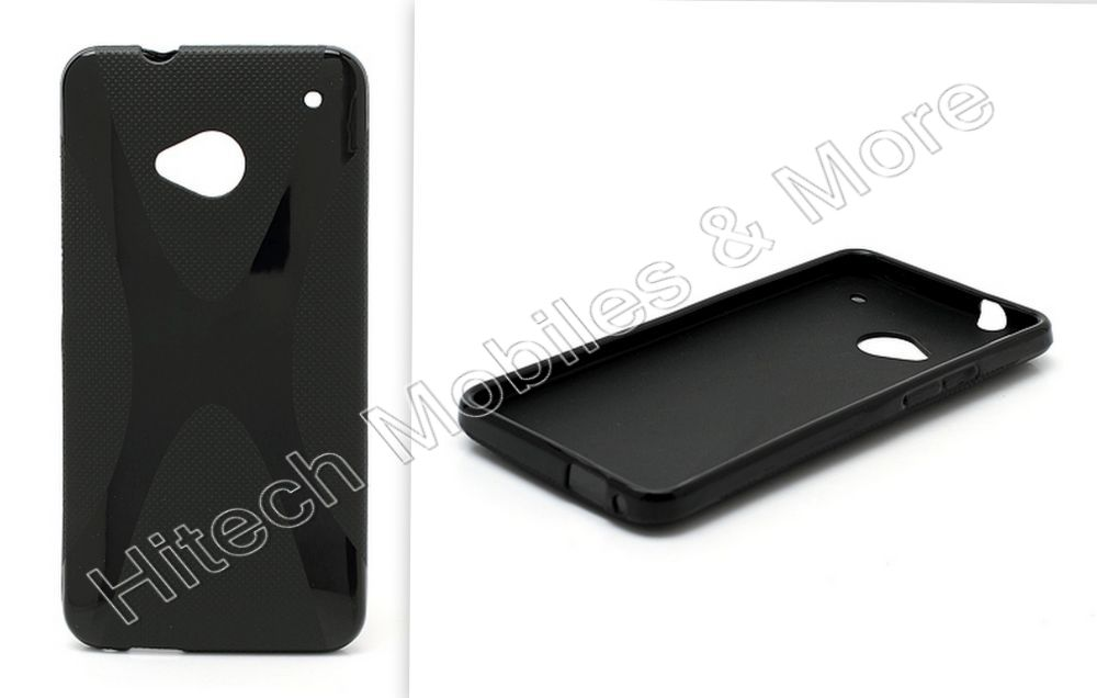 TPU Case Cover for HTC One M7 801e