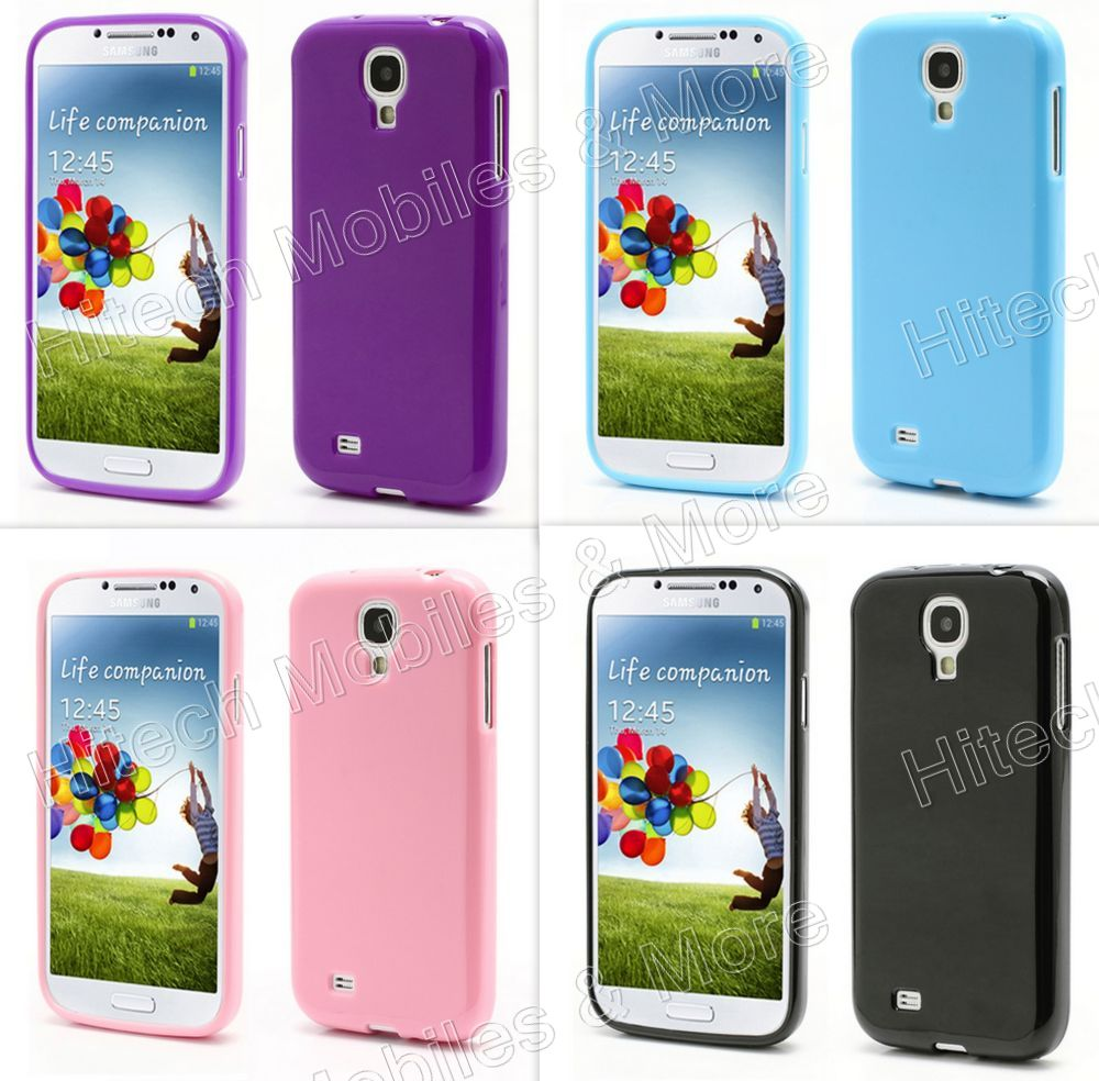 TPU Case For Samsung i9505, i9500 Galaxy S4