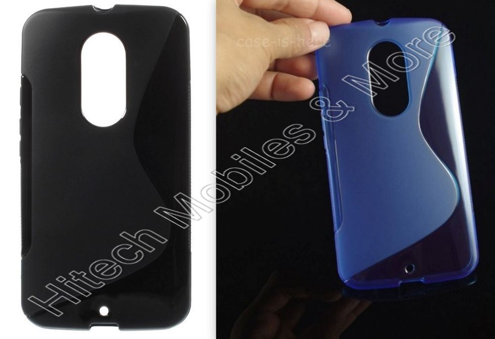 TPU Gel Cover for Motorola Moto X2 XT-1092