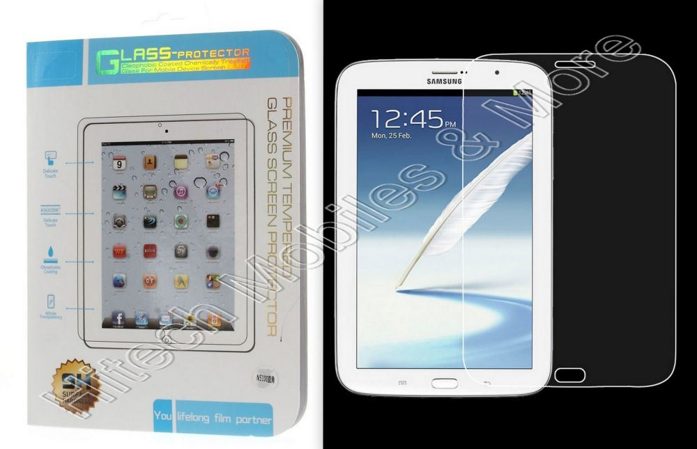 Tempered Glass Screen Guard Samsung N5100 N5110