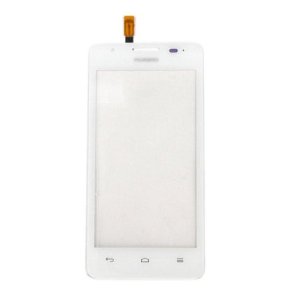 White Touch Digitizer for Huawei Ascend G526 G525 G520