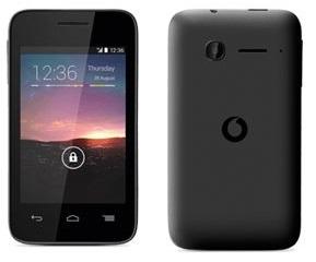 Vodafone 685 Smart 4 Fun Black Unlocked