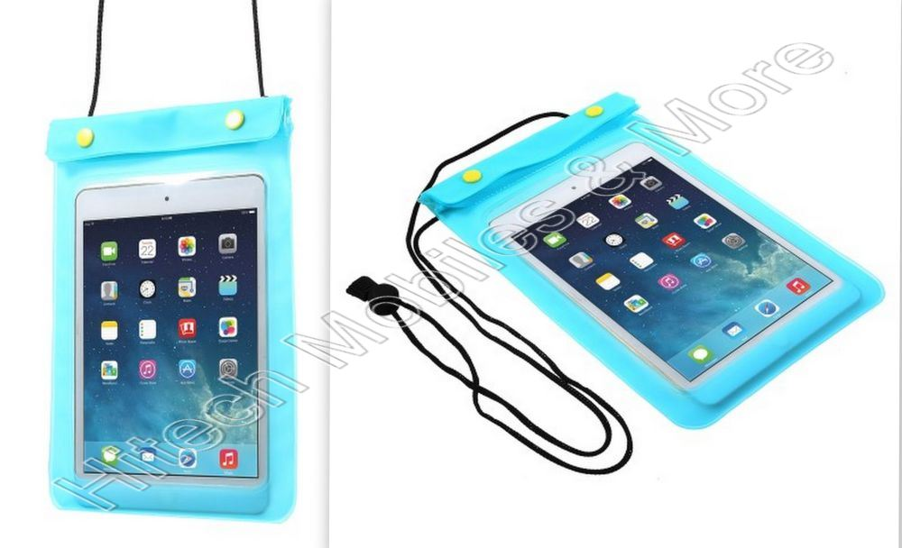 Waterproof  Bag  For Apple iPad Mini SAMSUNG TAB