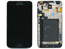 Black Lcd + Touch + Frame Samsung N7000 Galaxy Note
