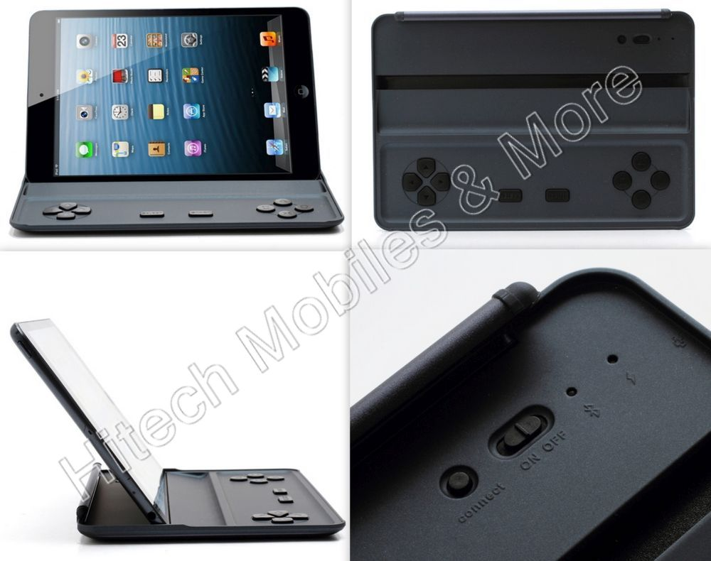 Wireless Bluetooth Gamepad Case For ipad Mini