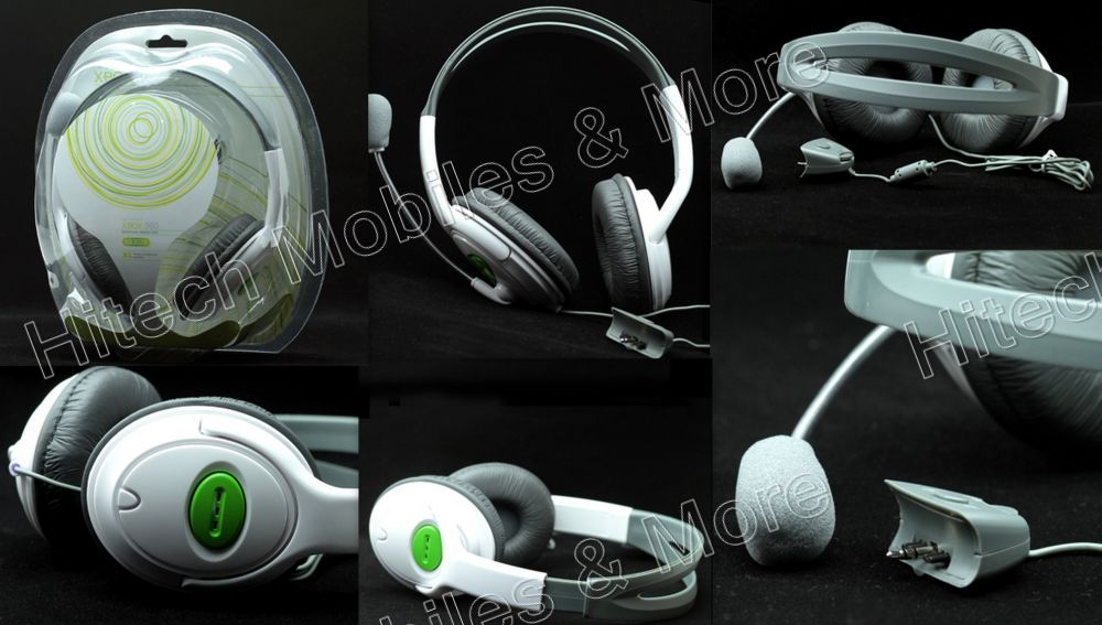 Xbox 360 Wireless Controller Sensational Headset