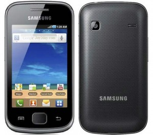 Samsung s5660 galaxy gio black